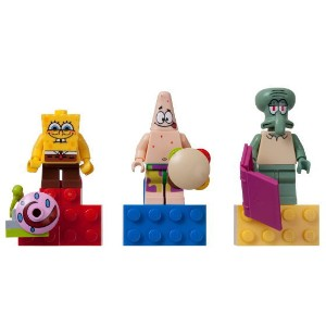 レゴ マグネット 852713 SpongeBob SquarePants Magnet Set