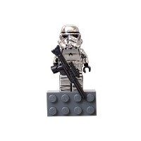 レゴ マグネット 852737 LEGO Star Wars 10th Anniversary Stormtrooper Magnet