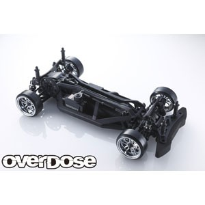 XEX(ゼクロス)シャーシキット【OD2100】 OVERDOSE [OD2100 XEX ゼクロス シャーシキット]【返品種別B】