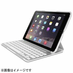 ベルキン iPad Air 2用 QODE Ultimate Pro Keyboard Case F5L176qeWHT(送料無料)