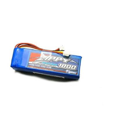 ZIPPY Flightmax 9.9V 1800mAh LiFePo4 送信機用