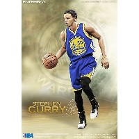 ENTERBAY 1/6 Scale REAL MASTERPIECE NBA COLLECTION STEPHEN CURRY (エンターベイ 1/6スケール リアルマスターピース...