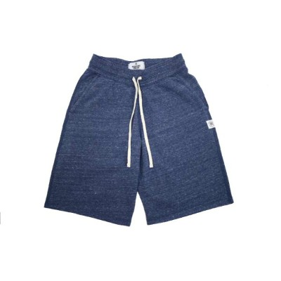 【REIGNING CHAMP】RC-5086 SWEAT SHORT CONCRETE/H.NAVY(正規取扱店)