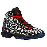 "Jordan Super.Fly 4 JCRD ""Jacquard""メンズ White/Gym Red/Black/Infrared 23 ジョーダン バッシュ スーパーフライ4"