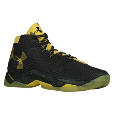 """Under Armour Curry 2.5 """"Black Taxi"""" メンズ Black/Taxi アンダーアーマー バッシュ カリー2.5Stephen Curry ステフィン・カリー"""