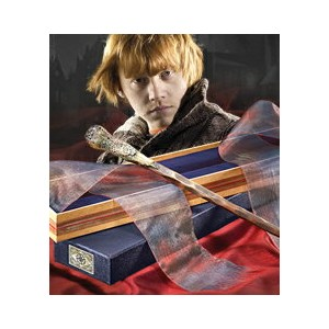 ハリー・ポッターロンの魔法の杖Harry Potter Ron Weasley Wand with Ollivanders Wand Box
