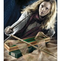 ハリー・ポッターハーマイオニーの魔法の杖Harry Potter Hermione Wand with Ollivanders Wand Box