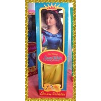 "ディズニー ドール フィギュア 人形 白雪姫 Walt Disney's - Snow White and the Seven Dwarfs - Princess Collection - 16""..."