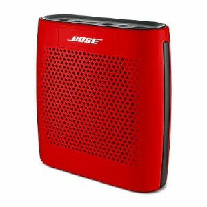 Bose SoundLink Color ポータブルワイヤレススピーカー Bluetooth対応 レッド SLink Color RED 国内正規品【送料無料】