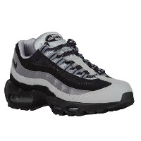"Nike Air Max 95 ""Essential"" メンズ Black/Wolf Grey/Cool Grey/Bright Citrus/Black ナイキ スニーカー エアマックス95"
