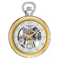 【送料無料】国内正規品 TISSOT[ティソ]T-POKET MECHANICAL Skeleton T853.405.29.412.00【RCP】【02P03Dec16 】