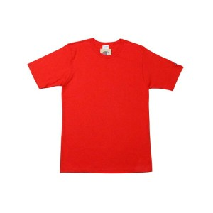 CHAMPION LIFE HERITAGE T-SHIRTS (TEAM RED SCARLET)チャンピオン/Tシャツ/赤