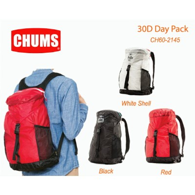 CHUMS チャムス CH60-2145 30D Day Pack 30Dデイパック ※取り寄せ品