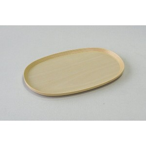 ブナコ TABLEWARE NATURAL TRAY #223 oval