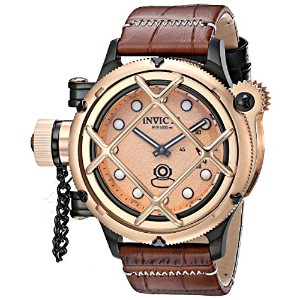 インビクタ 時計 インヴィクタ メンズ 腕時計 Invicta Men's 16362 Russian Diver Analog Display Mechanical Hand Wind Two...