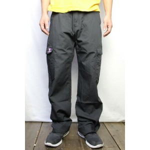 ガンホーGUNG HORIPSTOP 6POCKET PANTSBoys (COLOR : BLACK)【05P03Sep16】