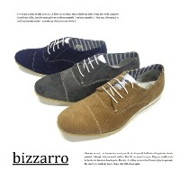 bizzarro CasualAW Lace-up Shoes ビザロ 送料無料 靴 メンズ靴 カジュアル レースアップ