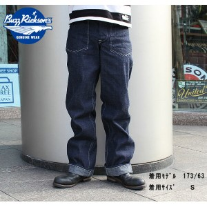 """No.BR41106 BUZZ RICKSON'Sバズリクソンズ""""TROUSERS WORKING DENIM"""""""