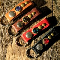 "O.G.CLOTHING""CUSTOM STADS KEYHOLDER""c【O.G.CLOTHING】(オージークロージング)正規取扱店(Official Dealer)Cannon Ball..."