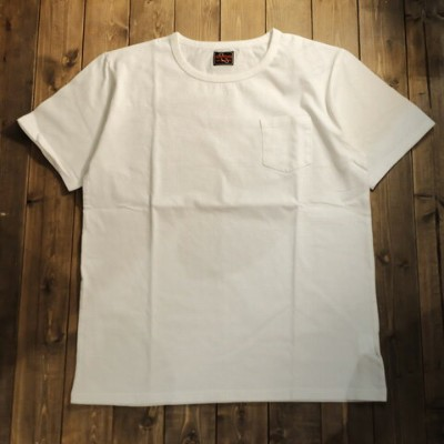 "O.C CREW""SOLID CREW TEE""WHITE【O.C CREW】(オーシークルー)正規取扱店(Official Dealer)Cannon Ball(キャノンボール)【あす楽対応..."