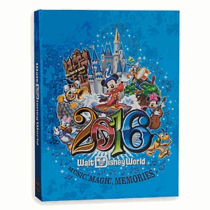Disney(ディズニー)Sorcerer Mickey Mouse and Friends Photo Album - Walt Disney World 2016 - Largeアルバム(大)