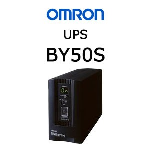 OMRON 無停電電源装置UPSBY50S