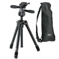 Velbon ベルボン 5-SECTION Tripod 三脚 COMPACT BLACK W.PHD-41Q