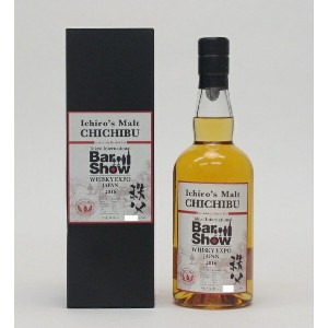 イチローズモルト 秩父【Bar Show2016】 #1294 59.7%700ml【Ichiro's Malt】Japanese Single Malt Whisky