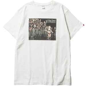 FUCT SSDD / TINY DANCER TEE 8603 ファクト プリントTシャツ