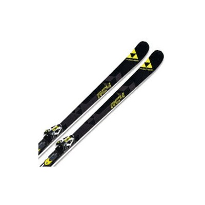 FISCHER〔フィッシャー スキー板〕 2017 RC4 W.C. GS CURV BOOSTER WOMEN + RC4 Z 17 Freeflex BRAKE85 A 【金具付き...