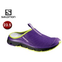 【nightsale】 SALOMON/サロモン L38161200 RX SLIDE 3.0 W 【23.5】 (COSMIC PURPLE/BLACK/GECKO GREEN)
