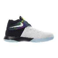 "Nike Kyrie 2 ""Parade""メンズ White/Black/Volt ナイキ カイリー2 Kyrie Irving カイリー・アービング"