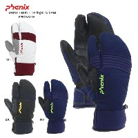 PHENIX 〔フェニックス グローブ〕 2016 Demo Team Tri-Finger Gloves PF578GL08〔SA〕