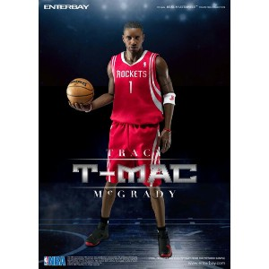 ENTERBAY 1/6 REAL MASTERPIECE COLLECTIBLE NBA COLLECTIOIN Tracy McGrady(エンターベイ 1/6 リアル マスターピース...