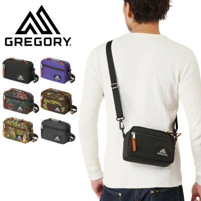 GREGORY グレゴリー PADDED SHOULDER POUCH パデッドショルダーポーチ S《WIP》ミリタリー 軍物 メンズ 男性 ギフト プレゼント【Sx】
