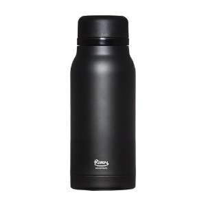 STAINLESS VACUUM BOTTLE FLASKER BLACK 320 フラスカー マットブラック 320