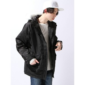 【SALE/30%OFF】DOUBLE STEAL BLACK Militaly Field Jacket ダブルスティール コート/ジャケット【RBA_S】【RBA_E】【送料無料】