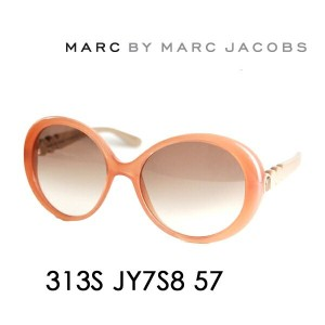【OUTLET★SALE】アウトレット セール マークバイマークジェイコブス サングラス MMJ-313S S8 57 MARC BY MARCJACOBS