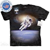 The Mountain Tシャツ The Smithsonian Bruce McCandless Untethered (The Smithsonian 宇宙 宇宙飛行士 メンズ レディース...