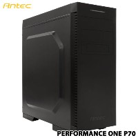 ANTEC ATX ミドルタワーケース PERFORMANCE ONE SERIES P70