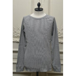 """ID DAILYWEAR アイディーデイリーウェア """"RECYCLE DRY COTTON THERMAL"""" col.HEATHER"""