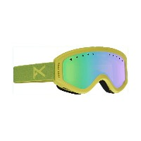ANON TRACKER Ricky / Green Amber 2018 YOUTH GOGGLE 【正規品】【20%OFF】