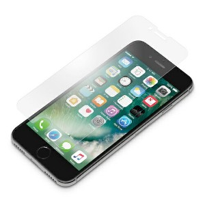 iPhone 7 4.7inch 液晶保護ガラス アンチグレア 0.3mm 2枚 PG-16MGL05 取り寄せ商品 | iPhone7 保護フィルム iPhone アイフォン スマホ...