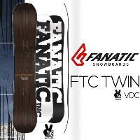 16-17 FANATIC FTC TWIN VDC/16-17 FANATIC/16-17 FTC TWIN VDC/16-17 ファナティック/FANATIC スノーボード/FANATIC...