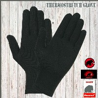 MAMMUT(マムート) Thermostretch Glove カラー:0001 (MMTBGN)