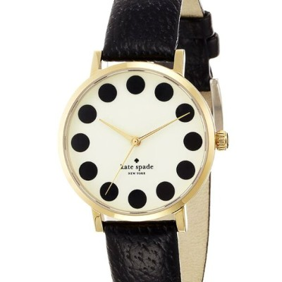 Kate Spade ケイトスペード メトロ パターン ダイアル ウォッチ 腕時計 metro patterned dial watch 正規品 □