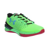 Under Armour Clutchfit Drive 3 LOWメンズ Hyper Green/Tropic Pink/Precision アンダーアーマー バッシュ クラッチフィットドライブ3...