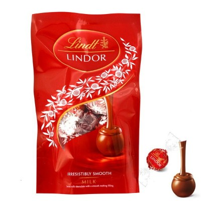 LINDT(リンツ) リンドール ミルクパック 5P #8919