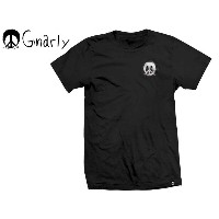 GNARLY 【ナーリー】Smile Forest FALL162 Tシャツ カットソー 半袖 スノーボード スケートボード トップス