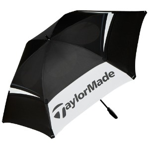 TaylorMade TP Tour Double Canopy Umbrella【ゴルフ アクセサリー>傘(ツアー)】